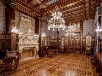 Ingyenesen látogatható a megújult Szent István-terem a Budavári Palotában