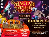 Játék és kedvezményes jegyvásárlási lehetőség a Magyar Nemzeti Cirkusz őszi programjaira
